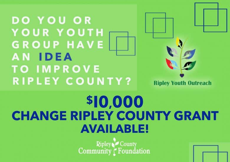 Change Ripley County Grant