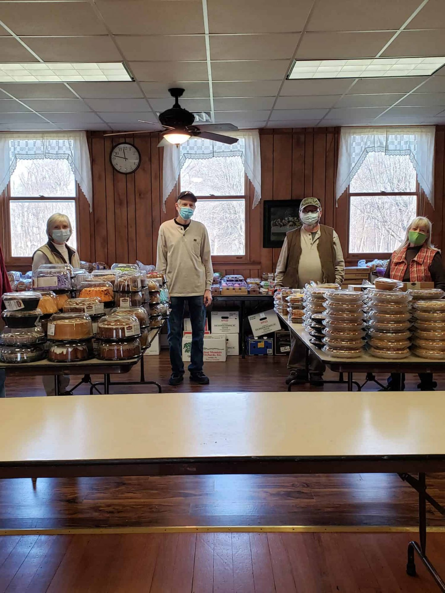 Grant in Action - Sunman Food Pantry